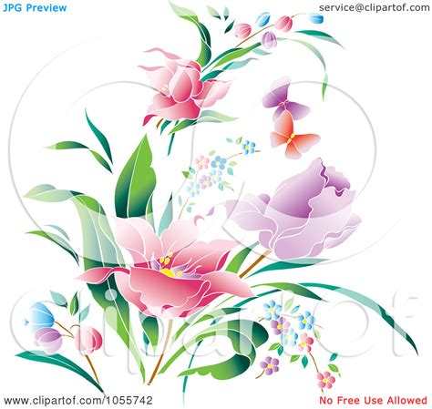 royalty free butterfly clipart 43