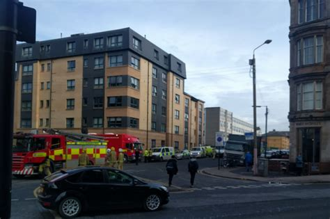 hairdresser recommendations glasgow finnieston pub evacuated after chemical spill at