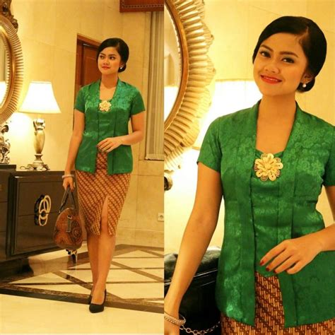 Kutu Baru Set 17 17 best images about kebaya on fashion weeks models and polos