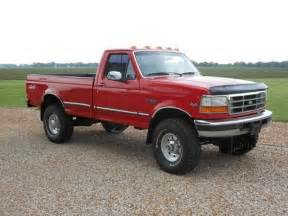 Ford F350 4x4 For Sale Cars For Sale 1996 Ford F350 4x4 Regular Cab Xlt In