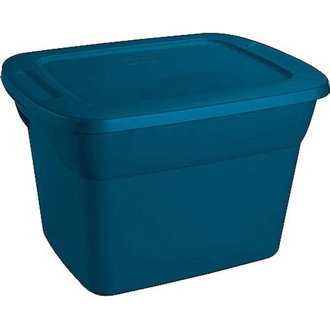 18 gallon storage containers sterilite 18 gallon 72 quart storage box set of 8