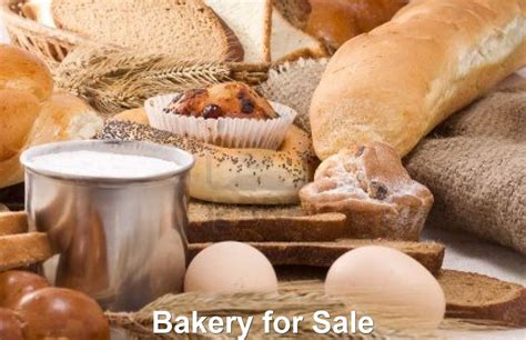 Bakery Sales by Bakery For Sale