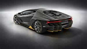 Price For A Lamborghini Lamborghini Centenario Specs Price And Photos