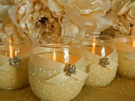 Candle Decor Weddings Wedding Candles Candle Holder Votives By Kpgdesigns