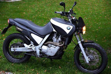 bmw f 650 cafe racer motocykl bmw f 650 gsx supermoto cafe racer