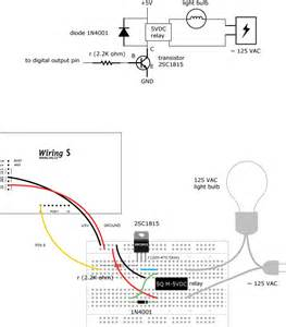 relay learning wiring