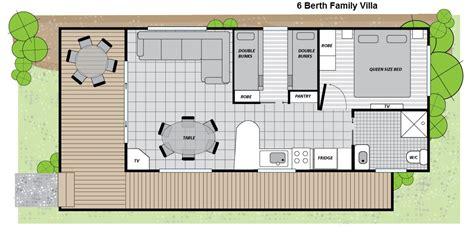 Two Bedroom Family Villa BIG4 Renmark Holiday Park » BIG4