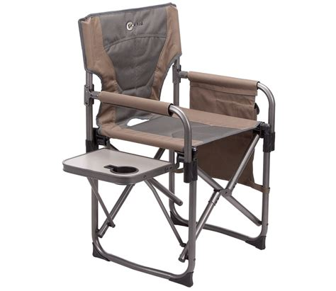 Folding Directors Chair With Side Table Sportsman S Warehouse America S Premier Fishing Cing Outfitter