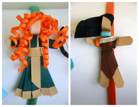 ribbon sculpture instructions grosgrain disney princess inspired ribbon sculpture patterns