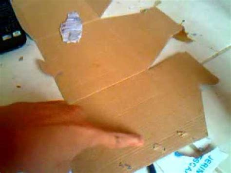 como hacer una vaguita en foy como hacer un tucan con materiales reciclados parte 2