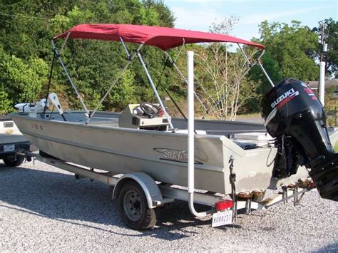 seaark boat dealers in louisiana 2005 seaark aluminum model 2072 bay boat for sale in lake