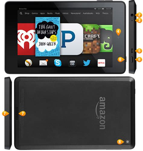 amazon fire hd  pictures official