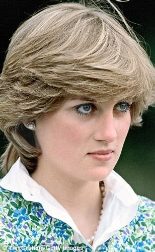 Princess Diana Hairstyles by Diana Hairstyle That Was Crowning Daily Mail