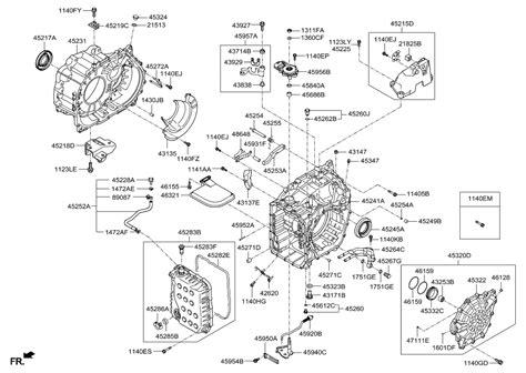 service manual 2008 hyundai santa fe transmission diagram for a removal 2003 hyundai santa