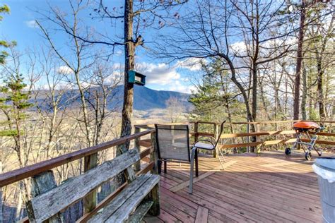 rustic cabin rental near sevierville tennessee