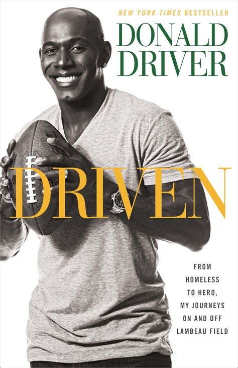 driven books donald s book donald driver 80