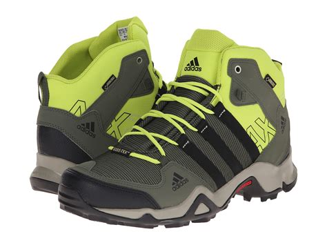 Adidas Ax 2 For Sepatu Adidas Ax 2 Import Quality Lyst Adidas Ax 2 Mid Gtx In Gray For
