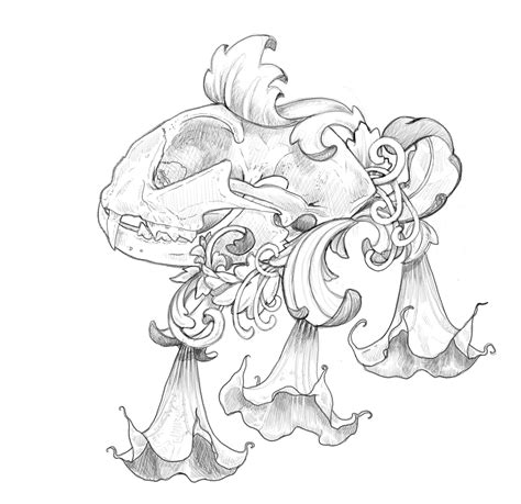 tattoo concepts trumpet flower www pixshark images