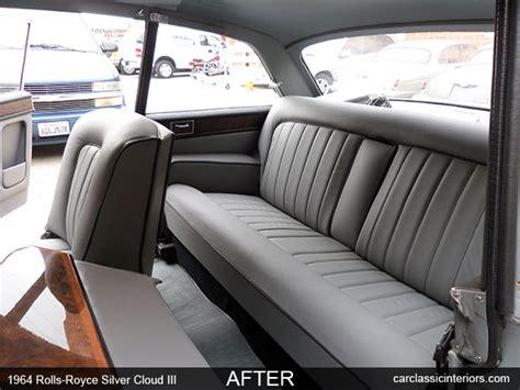 rolls royce vintage interior rolls royce restoration rolls royce interior upholstery