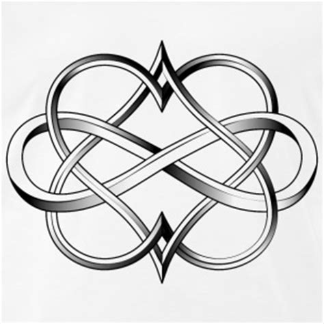 how to do an infinity knot eternity symbol with guitar celtic loyalty symbol
