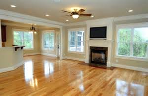 the different types of hardwood floor finishes