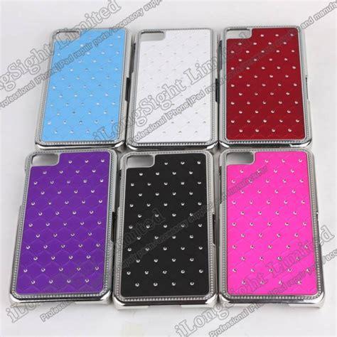 Tulang Frame Blackberry Z10 Bb Z10 bling shining electroplate frame cover for blackberry z10 ilongsight