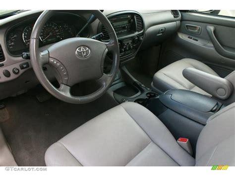 Toyota Sequoia Interior Colors by 2005 Toyota Sequoia Sr5 4wd Interior Photos Gtcarlot