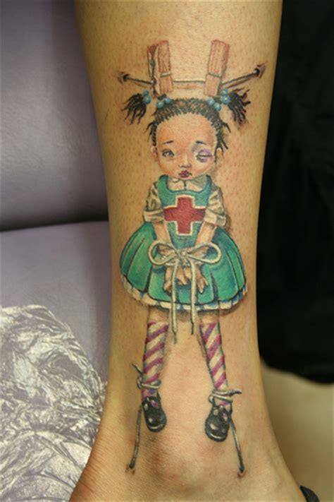 tattoo garden 52 photos 37 reviews tattoo 5205 s based on trevor brown doll tattoo mirek vel stotker