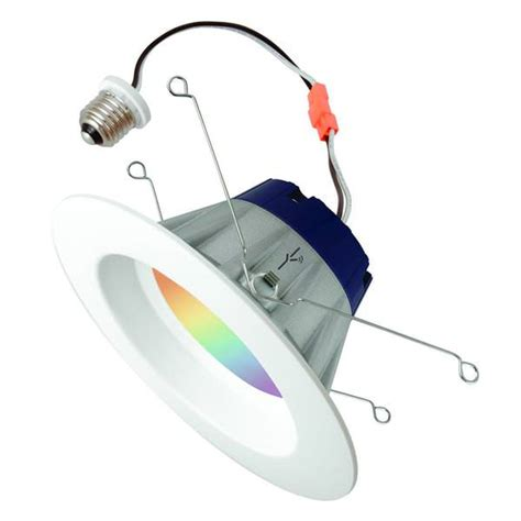 Lu Led Osram 5 Watt sylvania 73741 led13 5rt5 6 rgbw osram lightify led