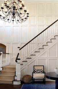 Entryway Runners Full Wall Moldings Transitional Entrance Foyer Elsa