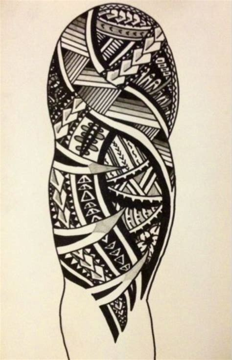 samoan style tattoo designs maori polynesian on polynesian tattoos