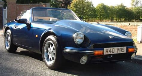 Tvr S V8 For Sale Tvr V8s Photos And Comments Www Picautos