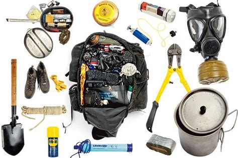 items for the ultimate bug out bag prepping bags and