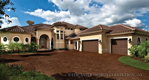 dan sater luxury homes home plan gabriella sater design collection