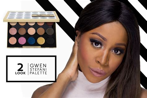 eyeshadow tutorial gwen stefani palette urban decay gwen stefani palette tutorial for light