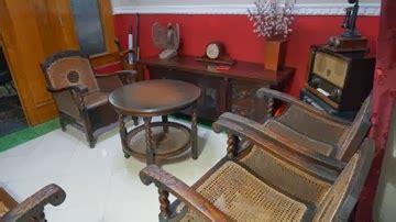 Berapa Kursi Bambu gambar model kursi kuno antik interior rumah minimalis