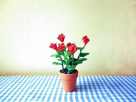 Tiny Origami Flowers - joost langeveld origami page