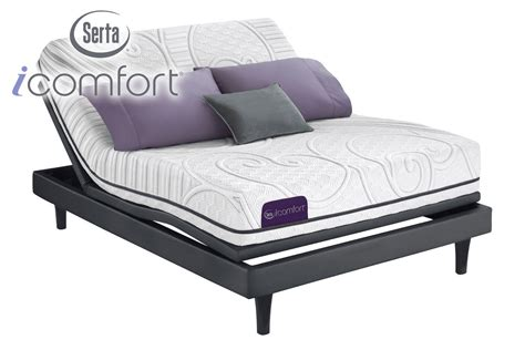 icomfort bed serta 174 icomfort 174 foresight king mattress at gardner white