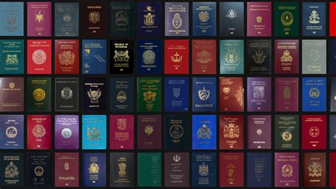 passport colors do you the reason why all country passports are of