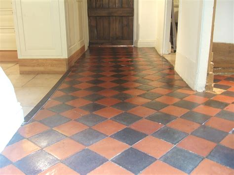 victorian quarry floor tile restoration specialists the floor restoration company