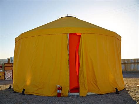 designboom tents ernesto neto s nomadic art tent for station to station