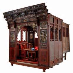 Antique Canopy Bedroom Furniture Antique Asian Furniture Antique Carved Canopy Bed