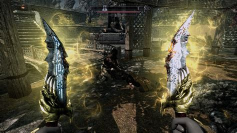 chaos god of war god of war blades of chaos and athena at skyrim nexus