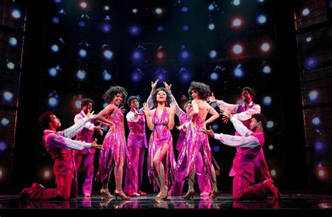 Dreamgirls Was Fantastic And Hudson Abso by Dreamgirls Wyly Theatre Dallas Tx Tickets