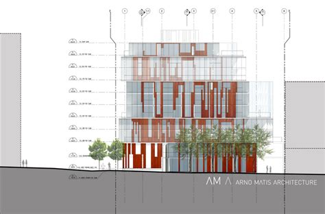 Vertical Forest Building In Vancouver Features An | vertical forest building in vancouver features an