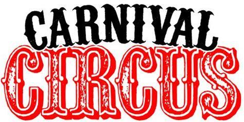 printable carnival fonts carnivalcircusicon jpg 500 215 250 pixels carnival