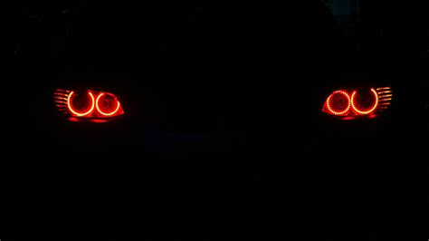 Car Lights Wallpaper Bmw Car Lights Hd Wallpapers