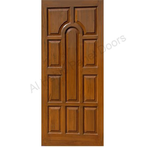 Door Wooden Design by Solid Wood Doors Doors Al Habib Panel Doors