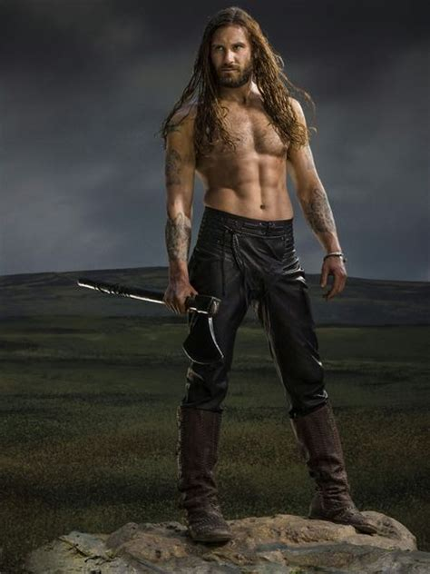 viking full body tattoo clive standen quotes quotesgram