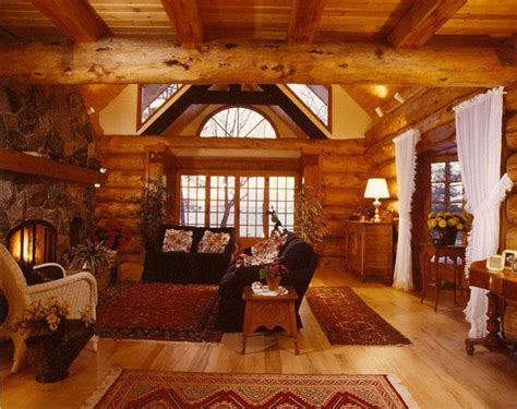 log cabin home decorating ideas 27 best images about log cabin home interior design ideas